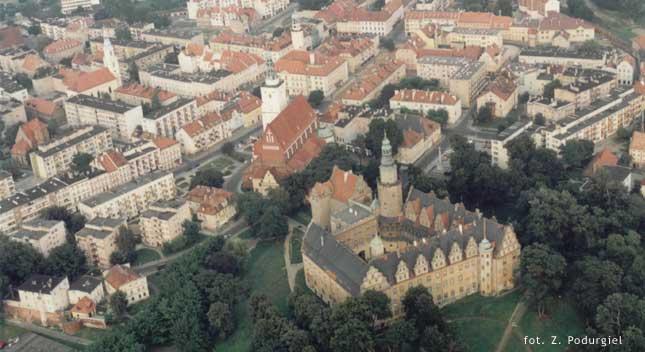 Olesnica Wirtembergów